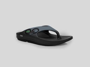 Oofos Sandal Ooahh Black Slide