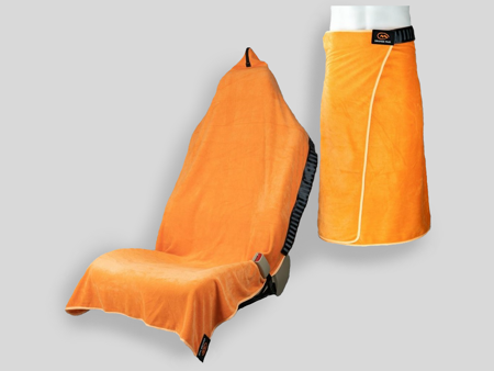 Orange Mud Transition Wrap 2.0 - Sporthandduk<