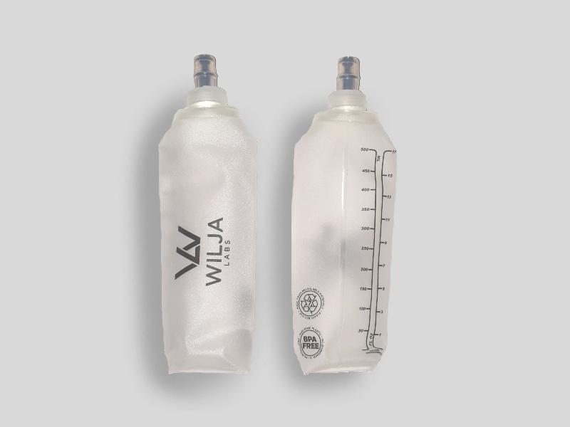 Wilja Labs Soft flask 500 ml (2Pack)