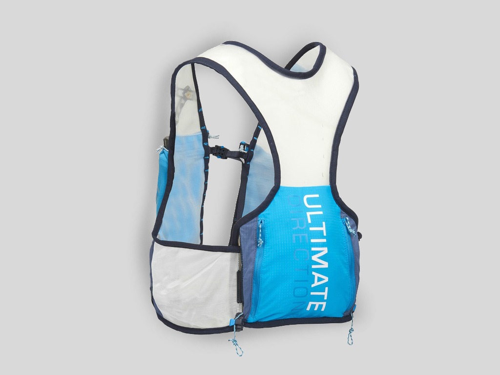 Ultimate Direction Löparväst Race Vest 4.0 inkl 2 flaskor