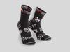 Compressport Löparstrumpor Racing Socks V2.1 Winter Run black