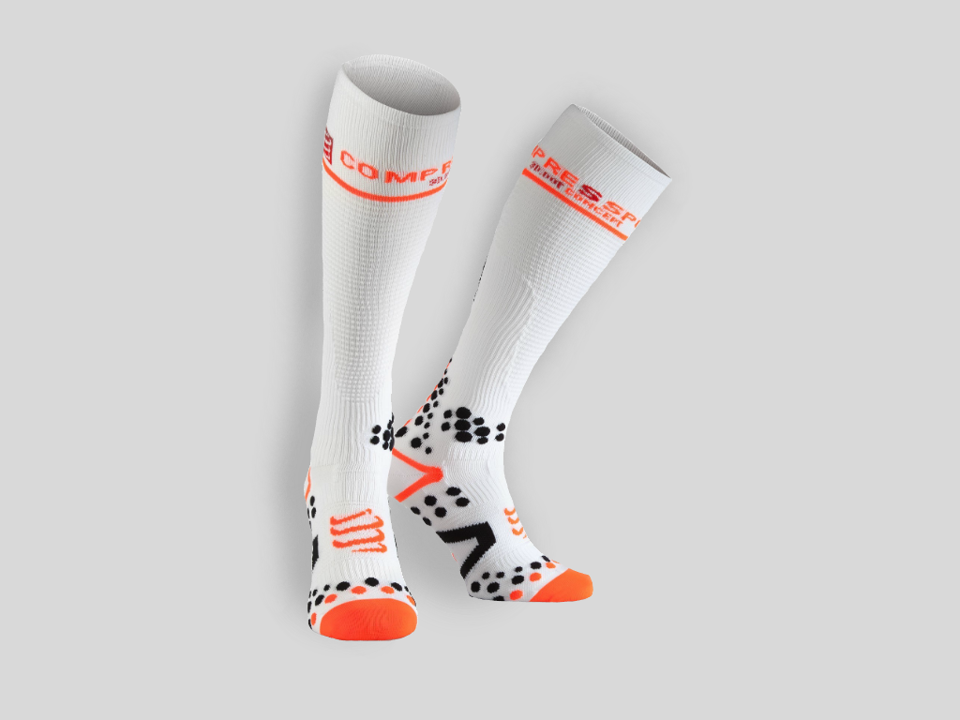 Compressport Kompressionsstrumpa Full Socks V2.1