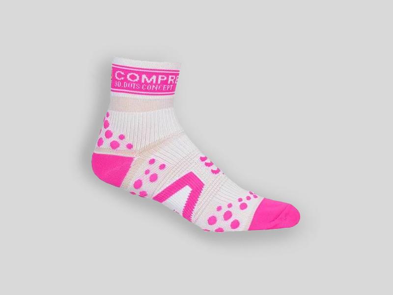 Compressport Löparstrumpor Pro Racing Socks V2.1 Run High