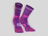 Compressport Löparstrumpor Racing Socks V2.1 Trail Hi Lila
