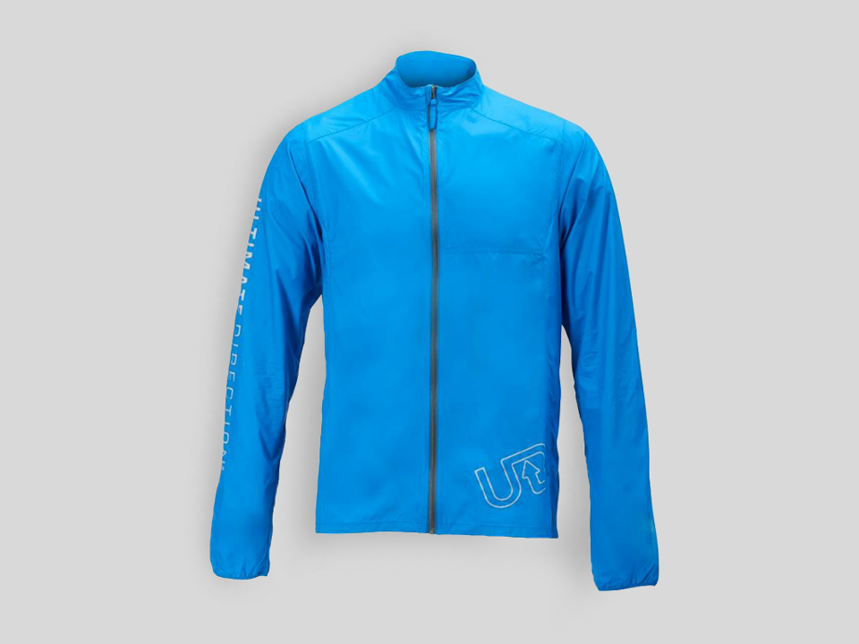 Ultimate Direction Löparjacka Breeze Shell Royal