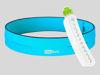 FlipBelt Classic aqua- löparbältet för alla