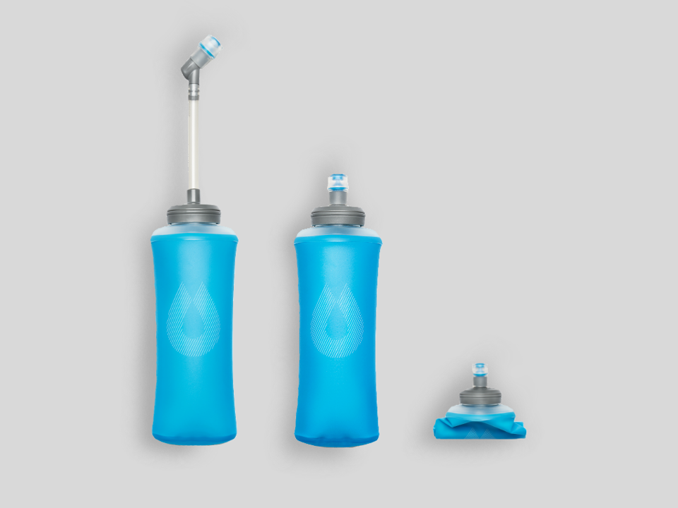 Hydrapak UltraFlask 600 ml Softflask