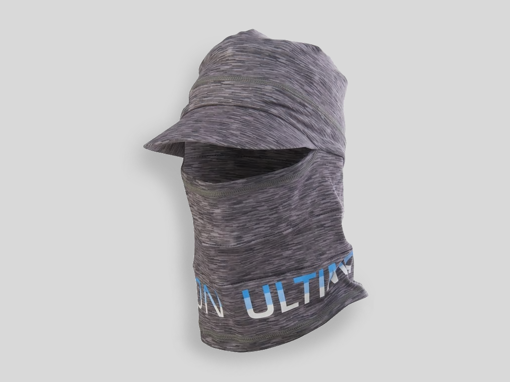 Ultimate Direction Balabeanie Heather Gray Balaclava