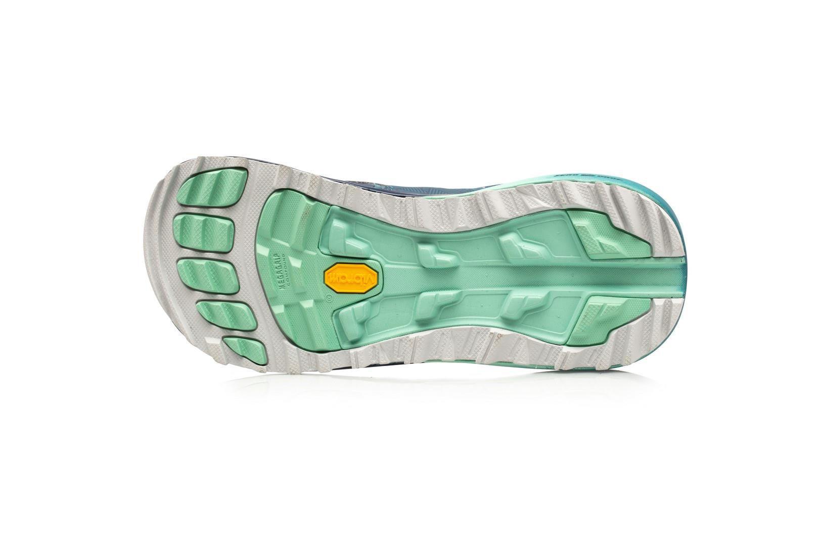 Altra Olympus 3.5-W Blue/Green  - Trailsko med maximal dämpning dammodell