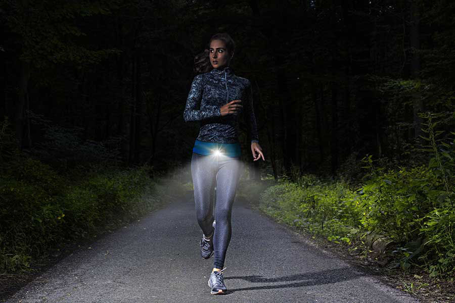 Flipbelt Running Light X5
