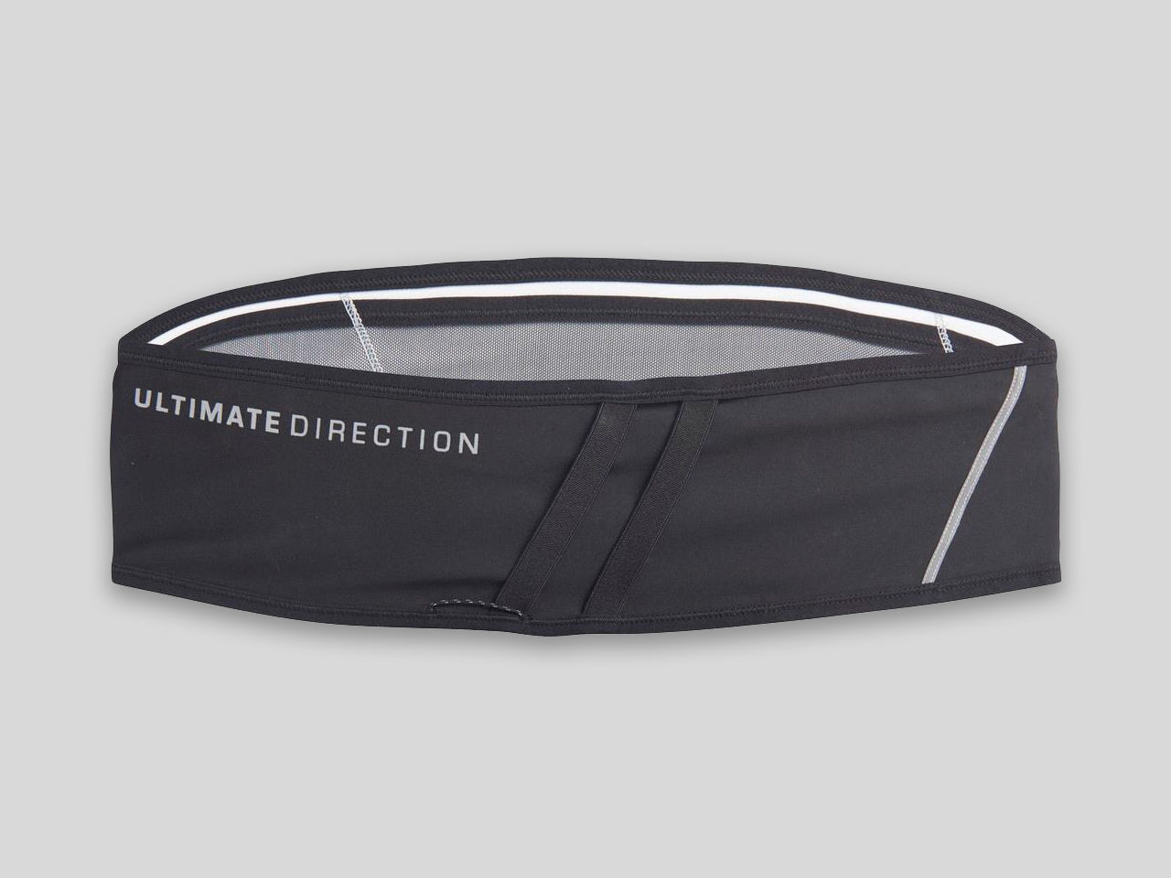 Ultimate Direction Comfort Belt - Svart löparbälte