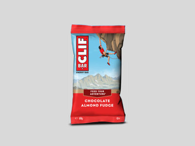 clifbar Chocolate Almond Fudge
