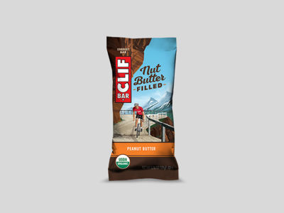 ClifBar energibar 1x68gr Nut Butter Filled - Peanut Butter