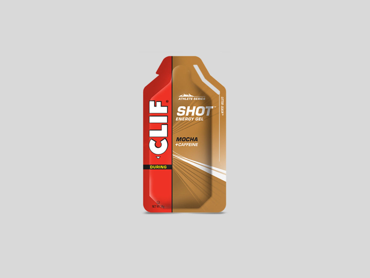 ClifBar Shot Gel energigel - Mocha