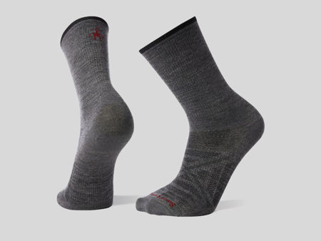 Smartwool PhD® Outdoor Light Crew - Gray<