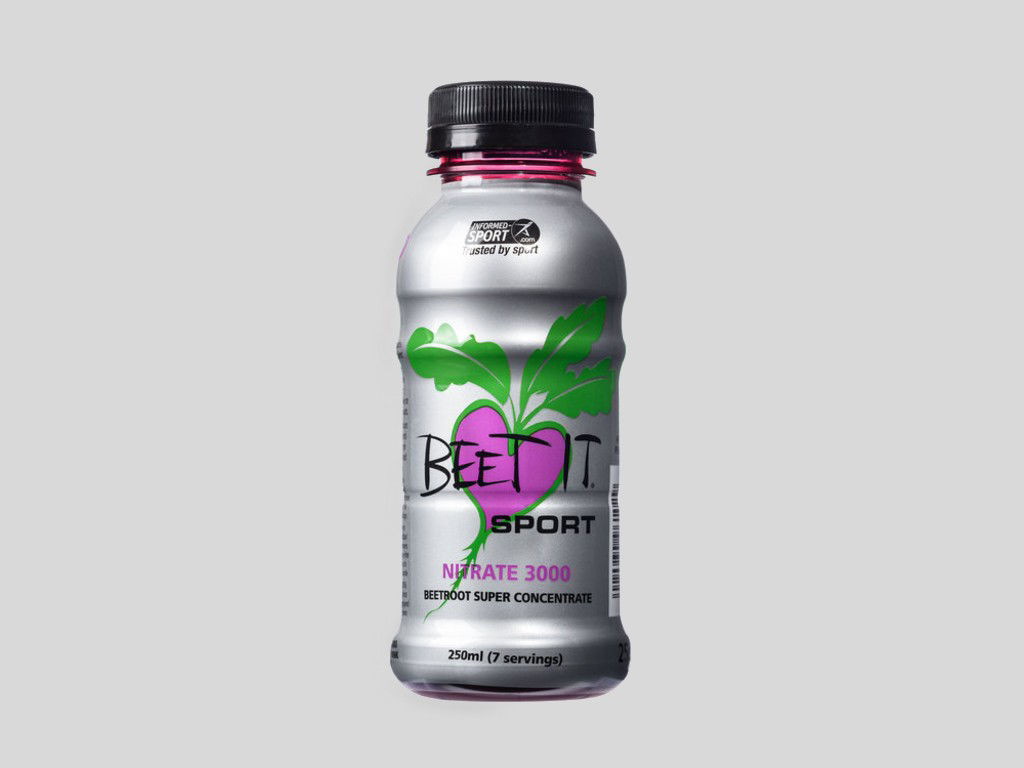 Beet It Sport Rödbedejuice - 250ml