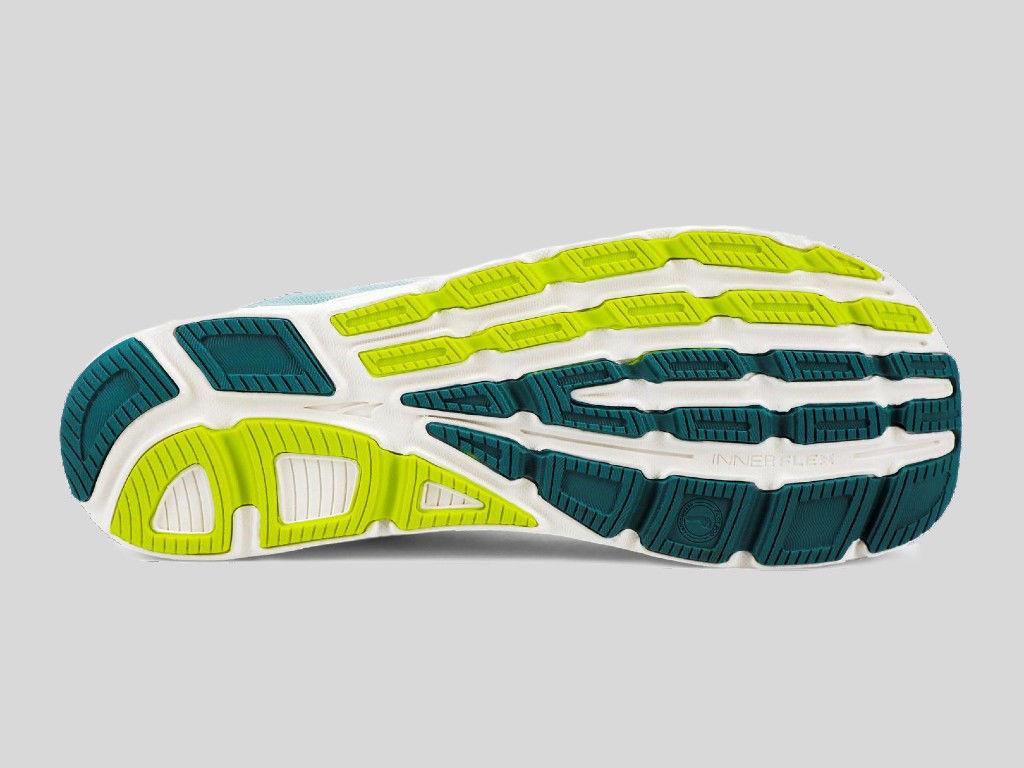 Altra Torin 4.5 Plush-W MINERAL BLUE - Mellandämpad löparsko för asfalt/grus dammodell