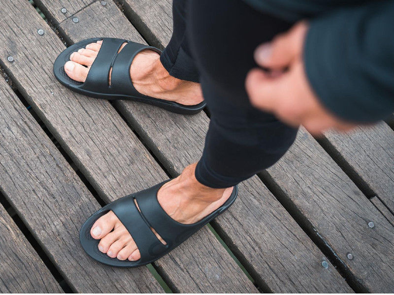 Sandaler för återhämtning