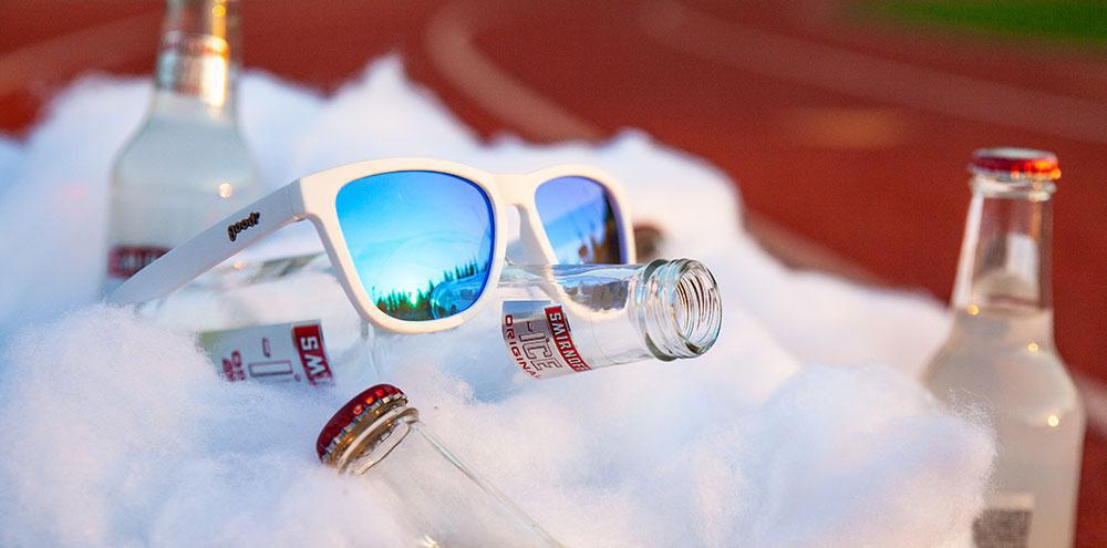 Goodr Iced by Yetis - Sportglasögon