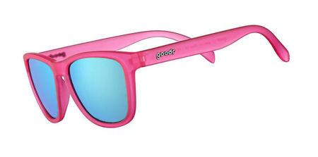 Goodr Flamingos on a Booze Cruise - Sportglasögon<