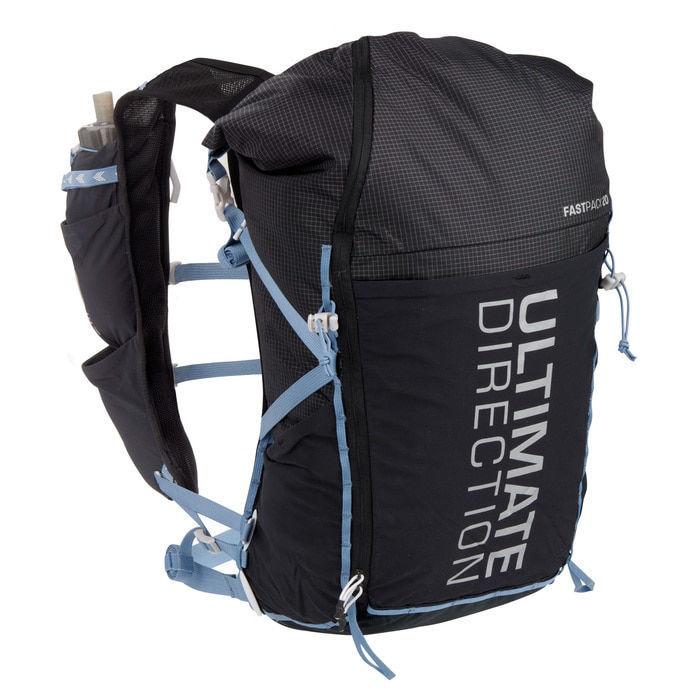 Ultimate Direction Fastpack 20 Black, Transportväska 20 liter