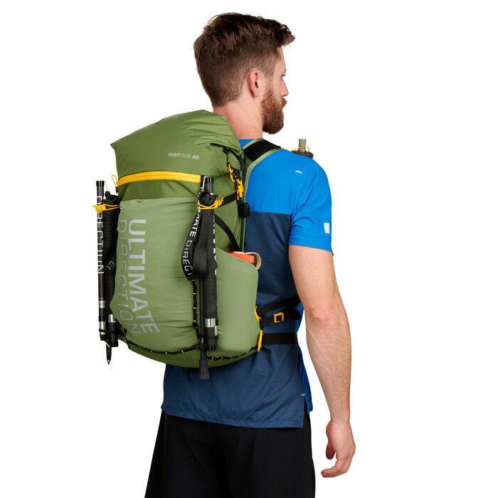 Ultimate Direction Fastpack 40 Spruce, Transportväska 40 liter