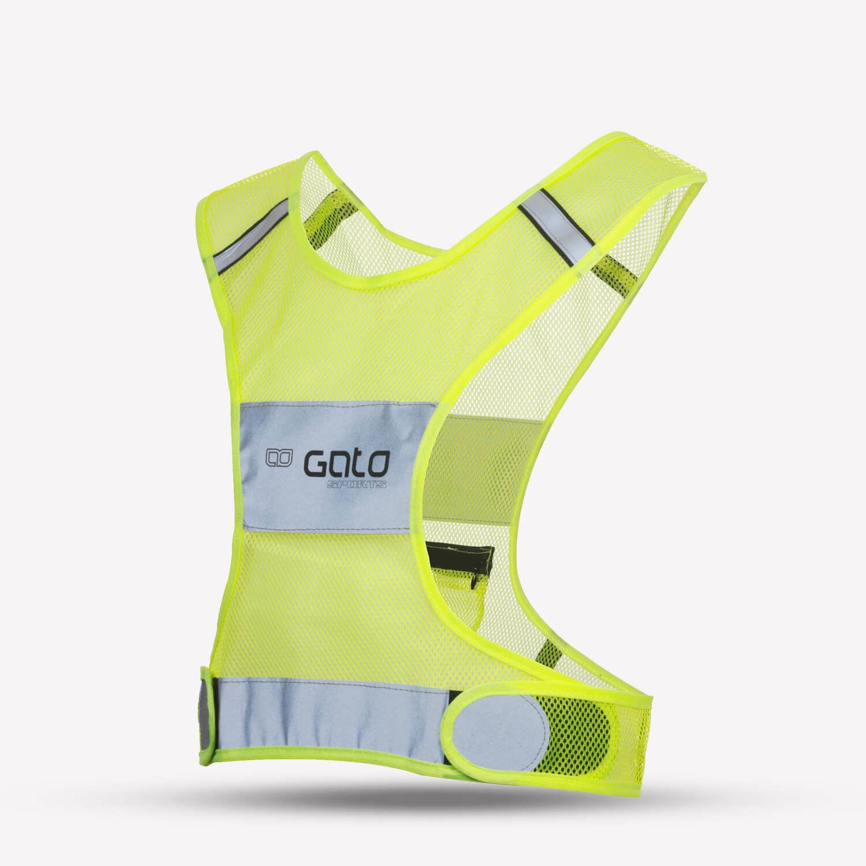 Gato Kids X Vest Reflective - Reflexväst för barn