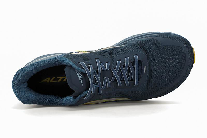 Altra Torin 5-M Majolica Blue - Mellandämpad löparsko för asfalt/grus - herrmodell