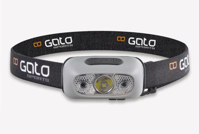 Gato Head Torch Light USB - Pannlampa